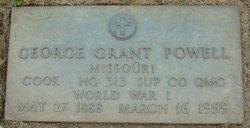 George Grant Powell
