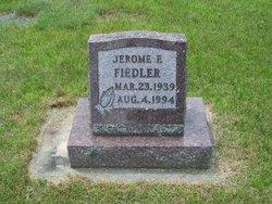 Jerome E Fiedler