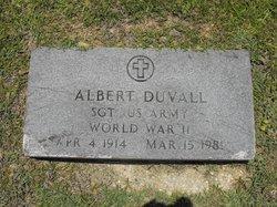 Albert Duvall