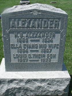 Louis O Alexander
