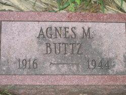 Agnes M. Buttz