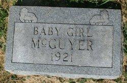 Baby Girl McGuyer