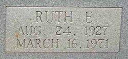 Ruth E. Adams