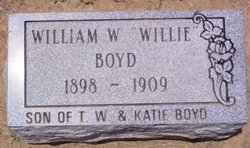 William W Willie Boyd