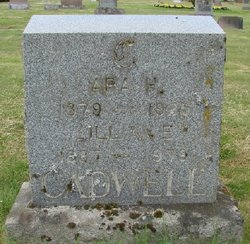 Lillian Erman <i>Martin</i> Cadwell