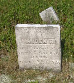 Walden H Coffin