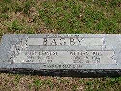 William Bill Bagby