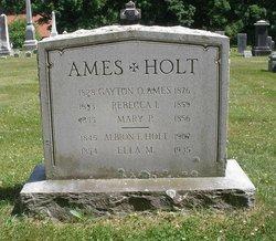 Ella M. <i>Ames</i> Holt