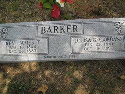Louisa Jordan <i>Gibson</i> Barker