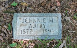 John M. Johnnie Autry