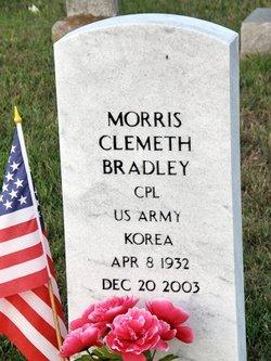 Morris Clemeth Bradley