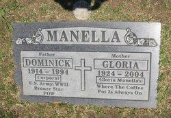 Dominick George Manella, Sr