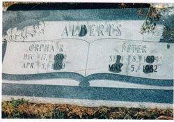 Orpha <i>Richardson</i> Alberts