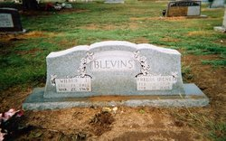 Fredia Irene <i>Lasater</i> Blevins