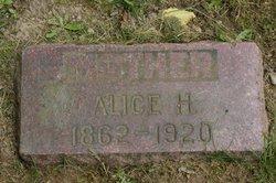 Alice Hannah <i>Ingle</i> Coats