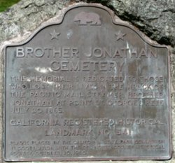 Brother Jonathan Cemetery