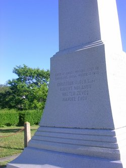 Mack Monument Memorial