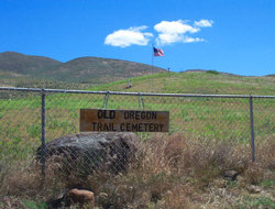 Old Oregon Trail Cemetery