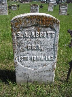 Sewell Augustus Abbott