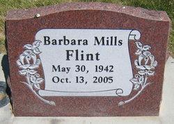Barbara <i>Mills</i> Flint