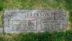 John Benbow Erekson