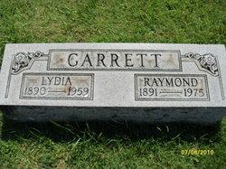 Lydia Garrett