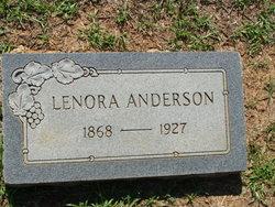 Lanora Lee <i>Stewart</i> Anderson