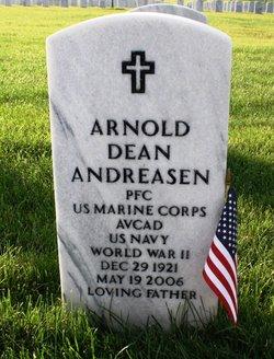 Arnold Dean Andreasen