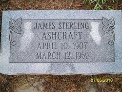 James Sterling Ashcraft