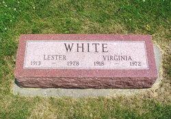Lester Adelbert White