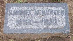 Dr Samuel Madison Hunter