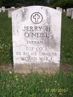 Jeremiah Henry Jerry O'Neill