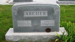 Nancy Melissa <i>Mullins</i> Archer