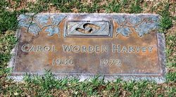 Carol <i>Worden</i> Harvey
