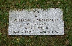William J. Arsenault