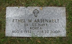 Ethel Sue <i>Campbell</i> Arsenault