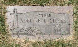 Adeline I Giless