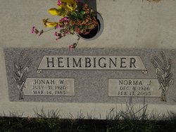 Jonah W. Heimbigner
