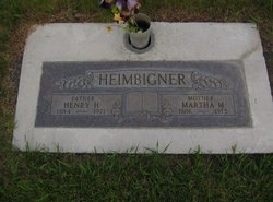 Martha Magdalena <i>Kuest</i> Heimbigner