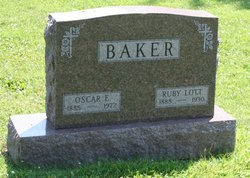 Oscar Edward Baker