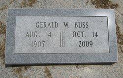 Gerald W Buss