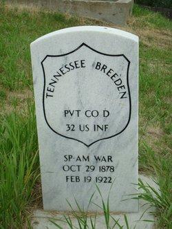 Tennessee Breeden