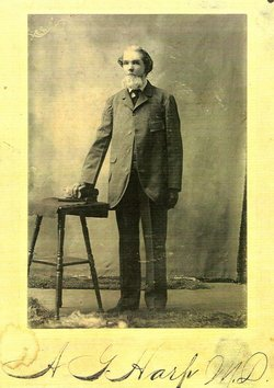 Dr Alfred Greene Harp