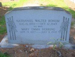 Mary Emma <i>Herring</i> Bonum