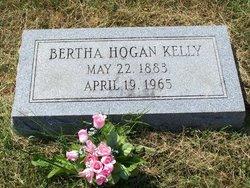 Bertha <i>Hogan</i> Kelly