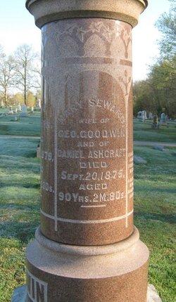 Mary <i>Seward Goodwin</i> Ashcraft