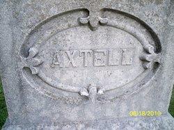 Sarah A. <i>Showers</i> Axtell