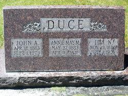 John Alma Duce
