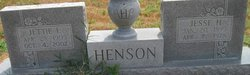 Jesse Howard Henson