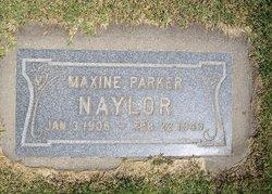 Maxine <i>Parker</i> Naylor